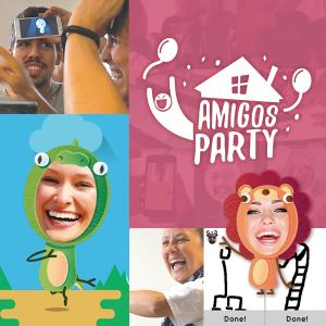 Amigos Party