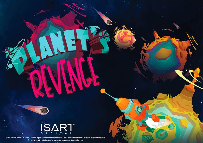 Planet's revenge