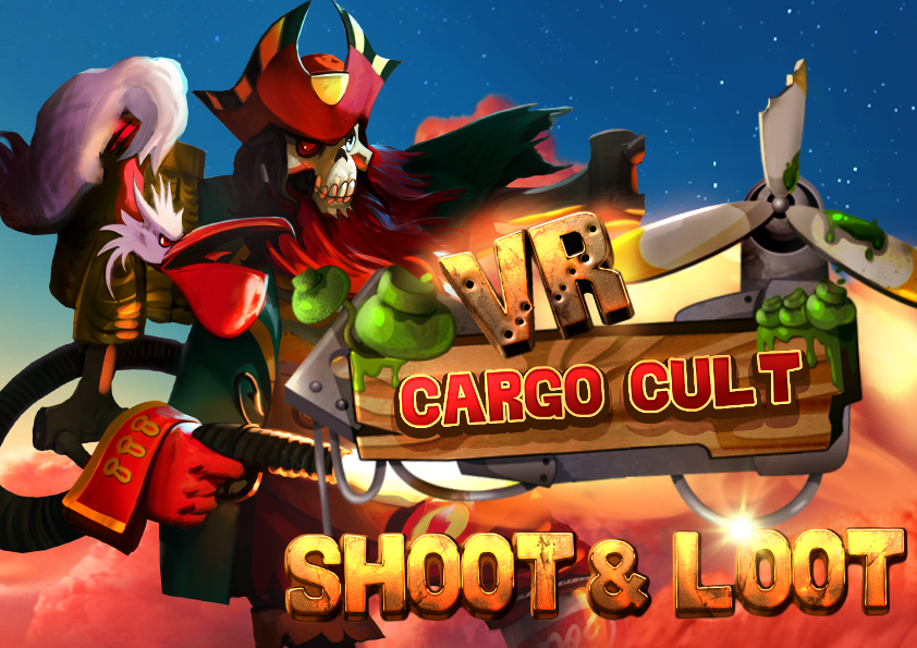 Cargo Cult: Shoot'n'Loot