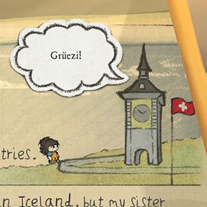 Letters -  a written adventure