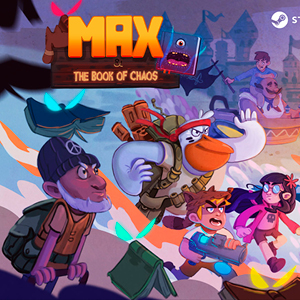 Max and the book of chaos