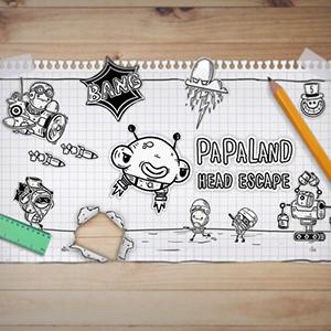 Pa Pa Land: Head Escape