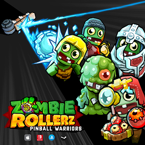 Zombie Rollerz - Pinball Warriors