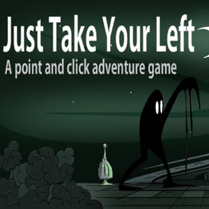 Just take your left